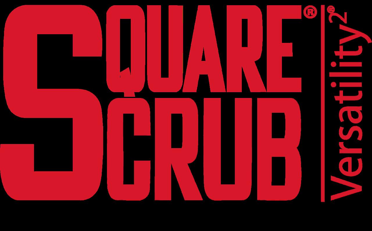 Square Scrub logo