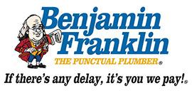 Ben Franklin Plumbing logo