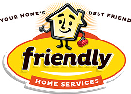 Friendly Home Services logo